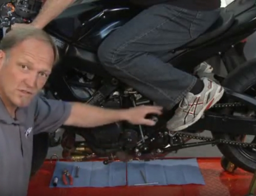 How-To: Adjusting Aftermarket Rearsets (foot rests)