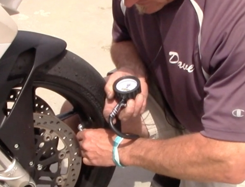 Contact Patch: Cold Tire Pressure